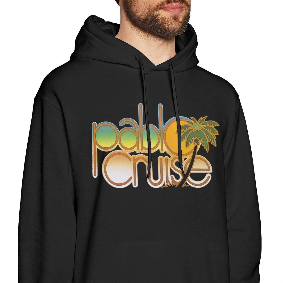 Tomstar Mens Pablo Cruise Long Sleeve Hooded Sweat Shirt Pullover