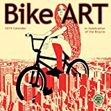 Bike Art 2019 Wall Calendar: In Celebration of the Bicycle