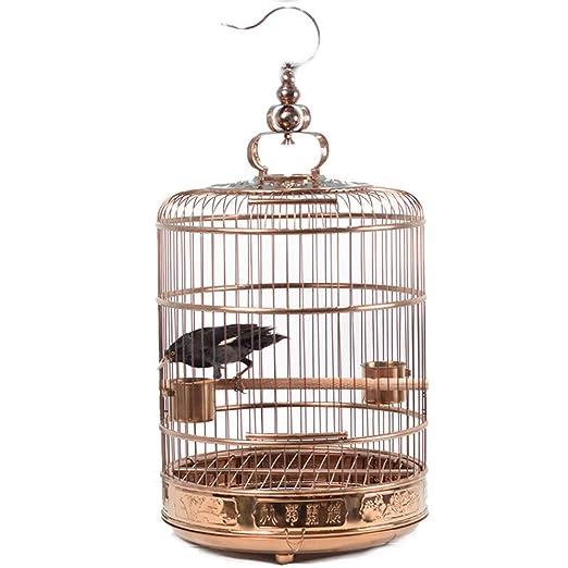 Pet supplies Jaula de pájaros - Jaula de pájaros portátil, Nido de ...