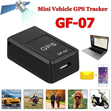 Amazon.com: goowrom GF07 Mini Car Magnetic GPS Real-Time ...