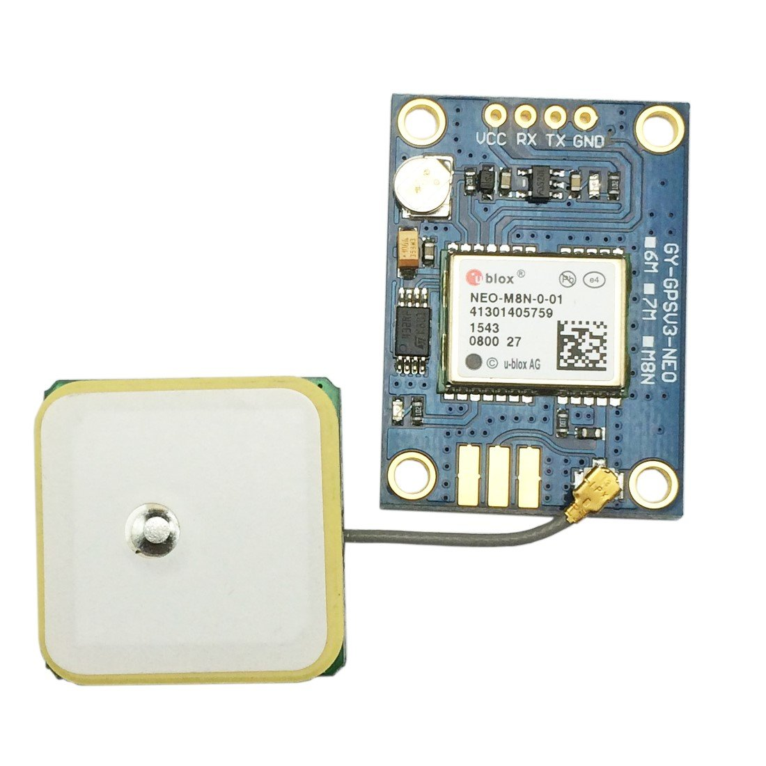 Whataval NEOM8N Ublox GPSV3 NEO-M8N-001 APM2.6 for Aircraft Flight RC Controller
