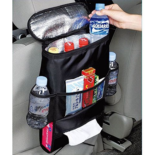 Audi Q5 Back Seat Organiser Insulation Cool Bag Food Store Wing Mirrors World
