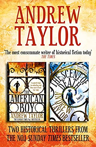 book cover of Andrew Taylor 2-Book Collection