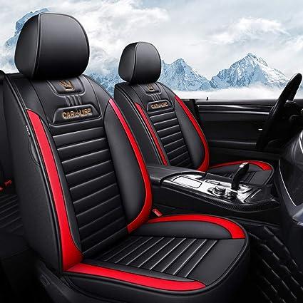 Mercedes Car Van SUV Seat Cover Waterproof Nylon Full Set Protectors Black