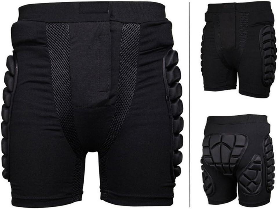 Homyl Protection Pantalon de Moto V/élo Cuissard Armure Protecteur