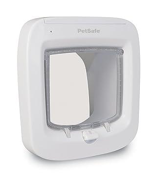 Petsafe - Puerta para Gatos Microchip y Accesorios: Amazon.es: Productos para mascotas