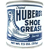 Huberd's Shoe Grease, 7.5oz: Waterproofs, Softens, Conditions Leather. Protects Shoes, Boots, Sporting Goods, Saddle & Tack.