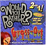 Would You Rather Flip Book Gross-Out/Doubly Disgusting 2 Books In 1 by Justin Heimberg (2015-11-07)