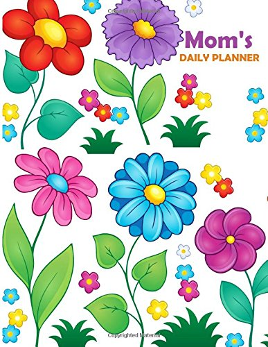 Moms Daily Planner 2015-2016 ebook