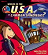 Where in the U.S.A. Is Carmen Sandiego?