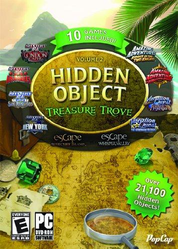 Hidden Object Collection: Treasure Trove Vol. 2 - PC (Popcap Games For Pc)