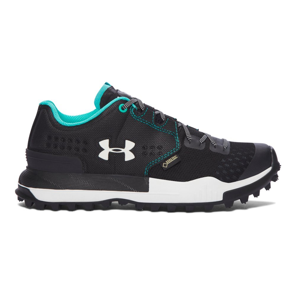 Under Armour Women's UA Newell Ridge Low GTX Black/Ivory/Ivory Boot