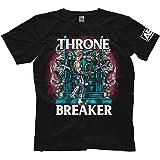 Mens Licensed Pro Wrestling Cody Throne Breaker AEW All Elite Wrestling Tee