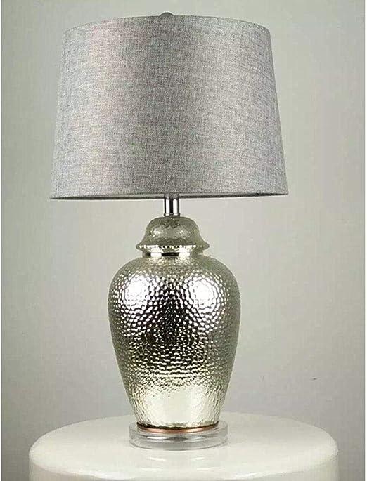 ZfgG Salon Américain Grande Lampe De Table Chambre Douce