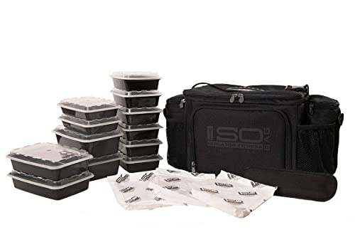 Isolator Fitness Isobag 6 Meal Prep Bag