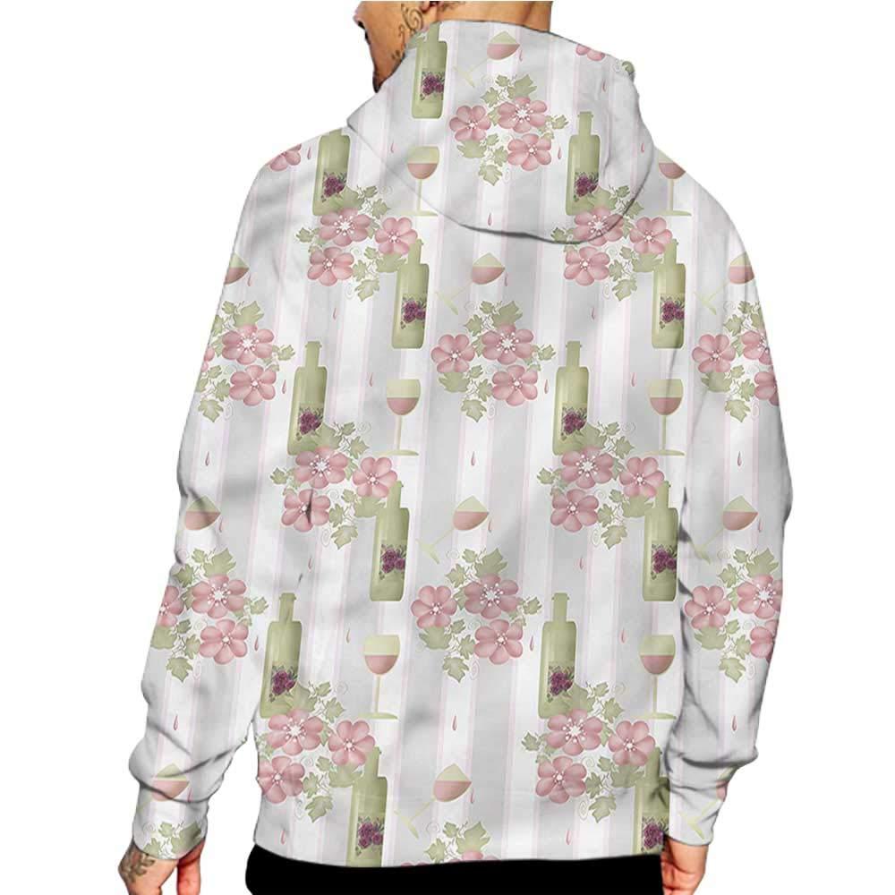 Birds Branch,Sweatshirts for Boys Hoodies Sweatshirt Pockets Wedding,Mr Mrs