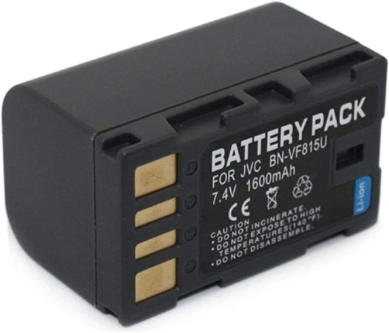 GZ-MG330HU GZ-MG365BUS Camcorder GZ-MG360BUS BN-VF823U Battery Pack for JVC Everio GZ-MG330AU GZ-MG330HUS GZ-MG330RU GZ-MG360BU GZ-MG330RUS GZ-MG330AUS GZ-MG365BU