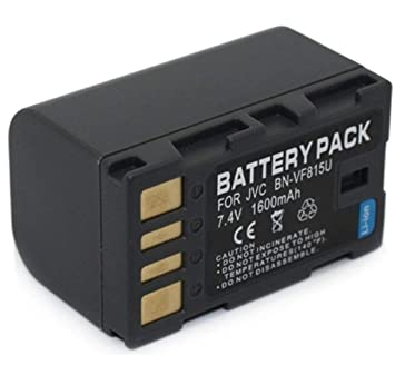 GZ-MG630RU GZ-MG630SU Micro USB Battery Charger for JVC Everio GZ-MG630AU GZ-MG670BU GZ-MG730BU Camcorder GZ-MG680BU