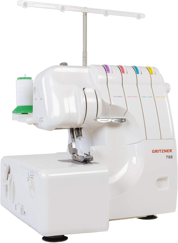 Gritzner Overlock 788 - Máquina de coser