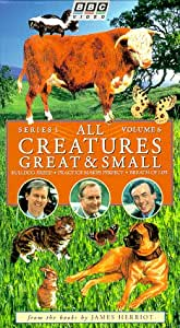 All Creatures Great & Small: Bulldog Breed/Practice Makes Perfect/Breath of Life (Series 1, Voume 6) [VHS]