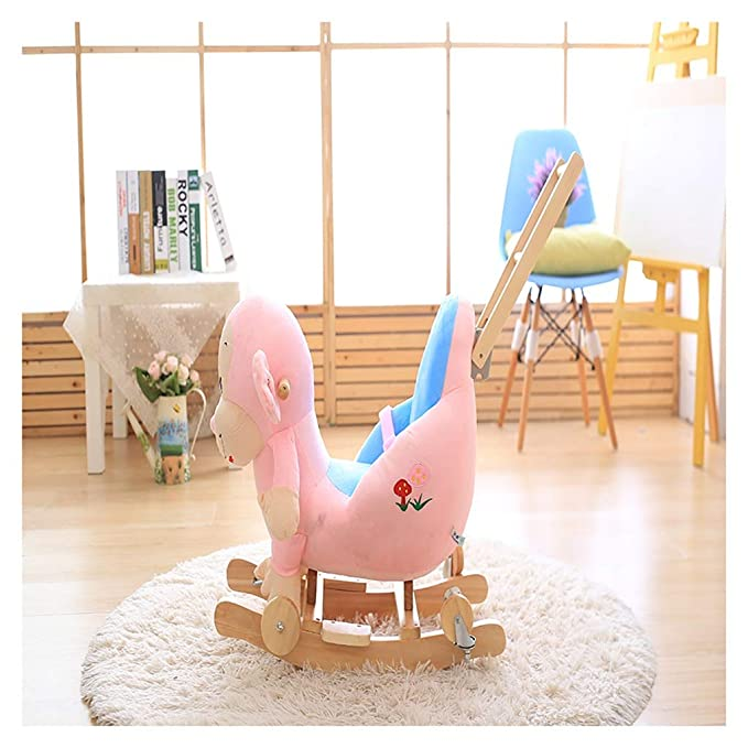 Remarkable Amazon Com Outdoor Rocking Horse Baby Rocking Horse Wooden Pabps2019 Chair Design Images Pabps2019Com