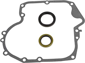 CQYD New 697110 795387 Crankcase Gasket & Oil Seal Combo