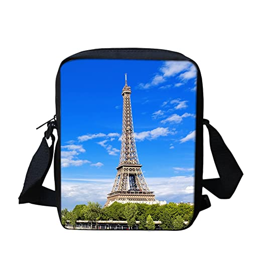 Amazoncom Tower Messenger Bag For School Book Bags Cross Body