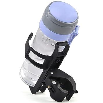 WIKEA Portavasos Universal de 360 Grados para Cochecito de bebé ...