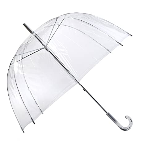 Paraguas transparente transparente Campana pantalla Lindy Lou