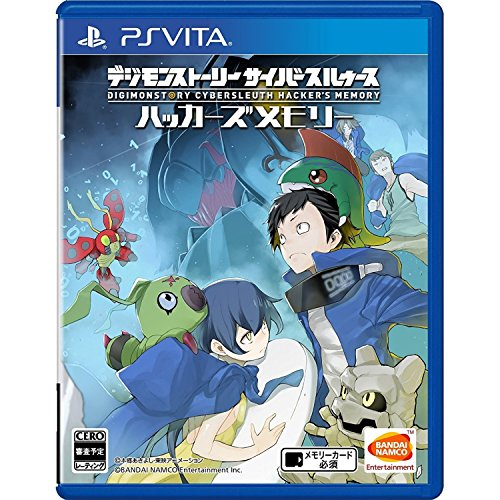 PSVITA Digimon Story Cyber Sleuth: Hacker's Memory (English subs) for PlayStation VITA