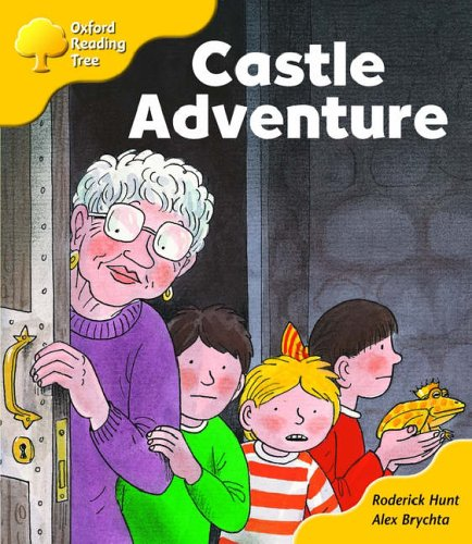 Oxford Reading Tree: Stage 5: Storybooks (magic Key): Castle Adventure