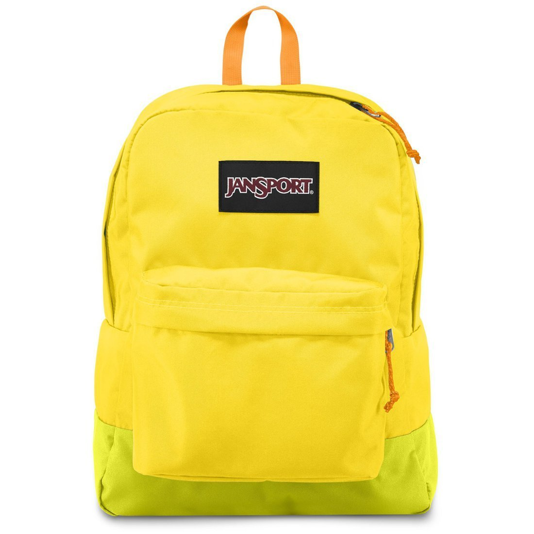 outlet Jansport Superbreak Black Label Backpack- Yellow Card - www ...