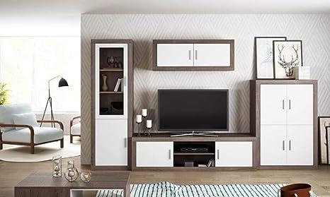 Mueble TV, MONTADO Y Subida Domicilio, Compuesto por: Mueble ...