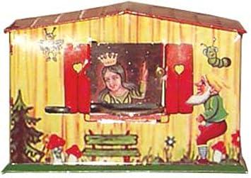 CAPRILO Hucha Infantil Decorativa de Hojalata Hucha ...