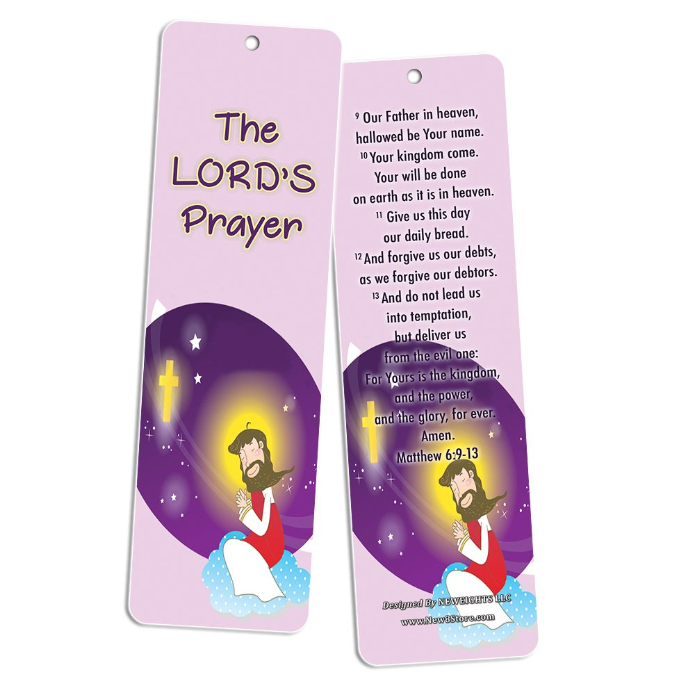 Amazon.com : Christian Bookmarks Cards for Kids (60-Pack ...