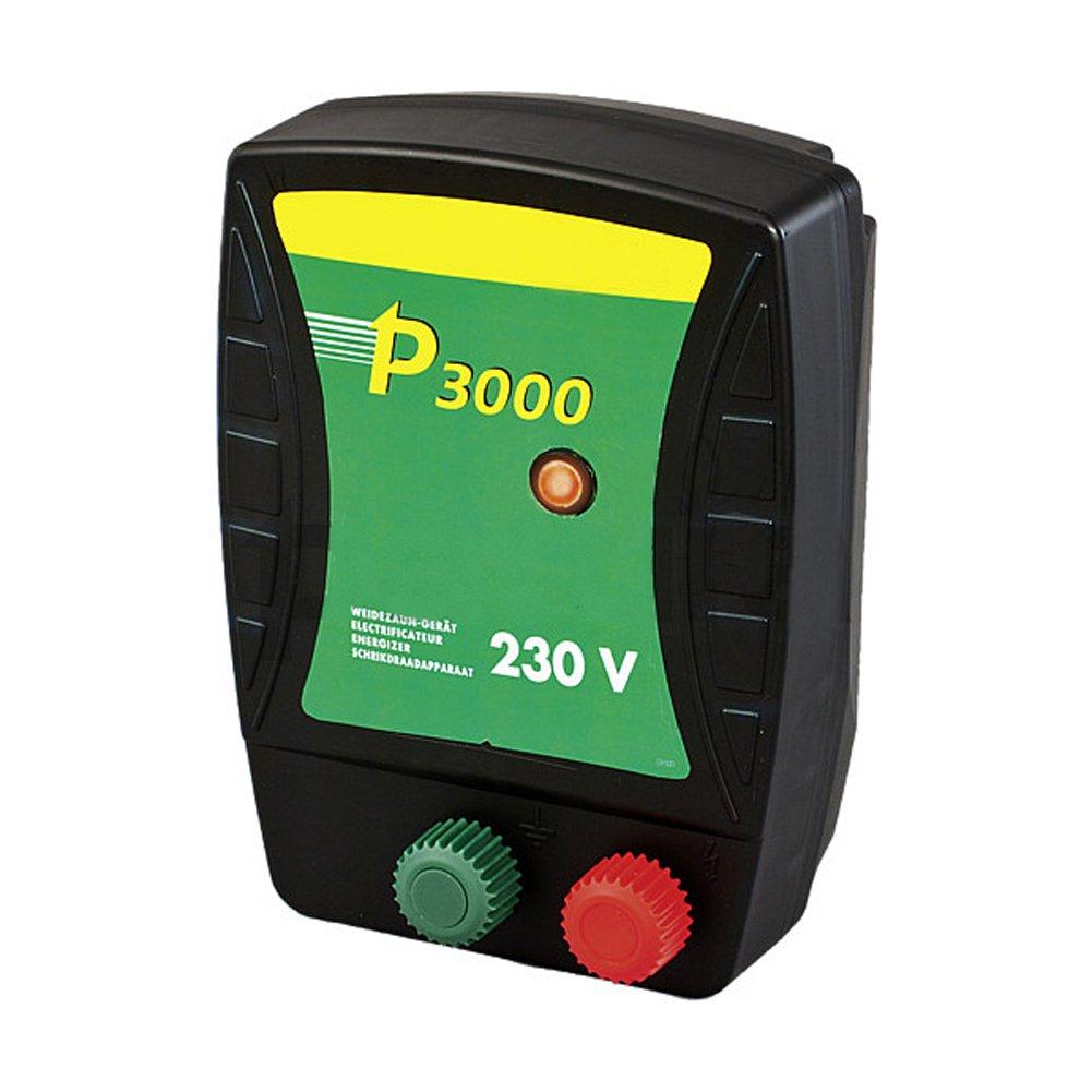 P3000, Batterien Weidezaun-Gerät für 230V Netzanschluss - 143000