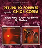 Where Have I Known You Before/No Mystery by Return to Forever (2008-04-29)