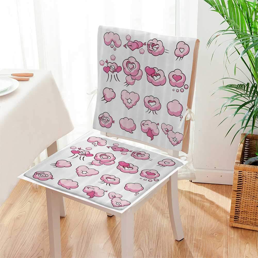 Amazon.com: Cojín de asiento con diseño de unicornio con ...