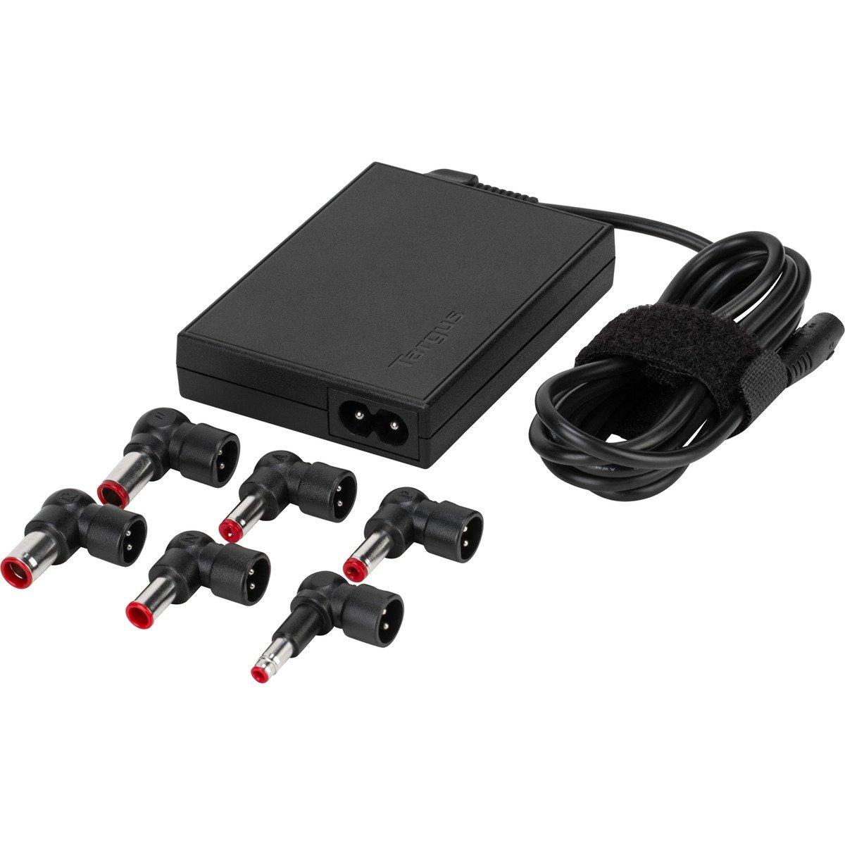Amazon.com: Targus 65 W AC ultra-slim Universal cargador de ...