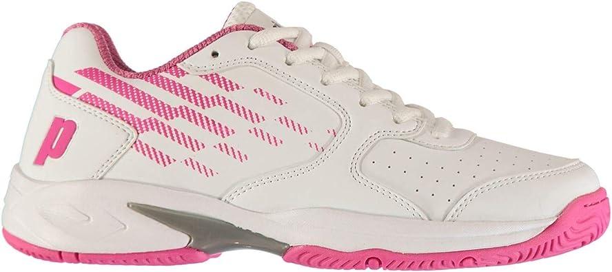 Prince Mujer Reflex Zapatillas Deportivas De Tenis Clásicas: Amazon.es: Zapatos y complementos