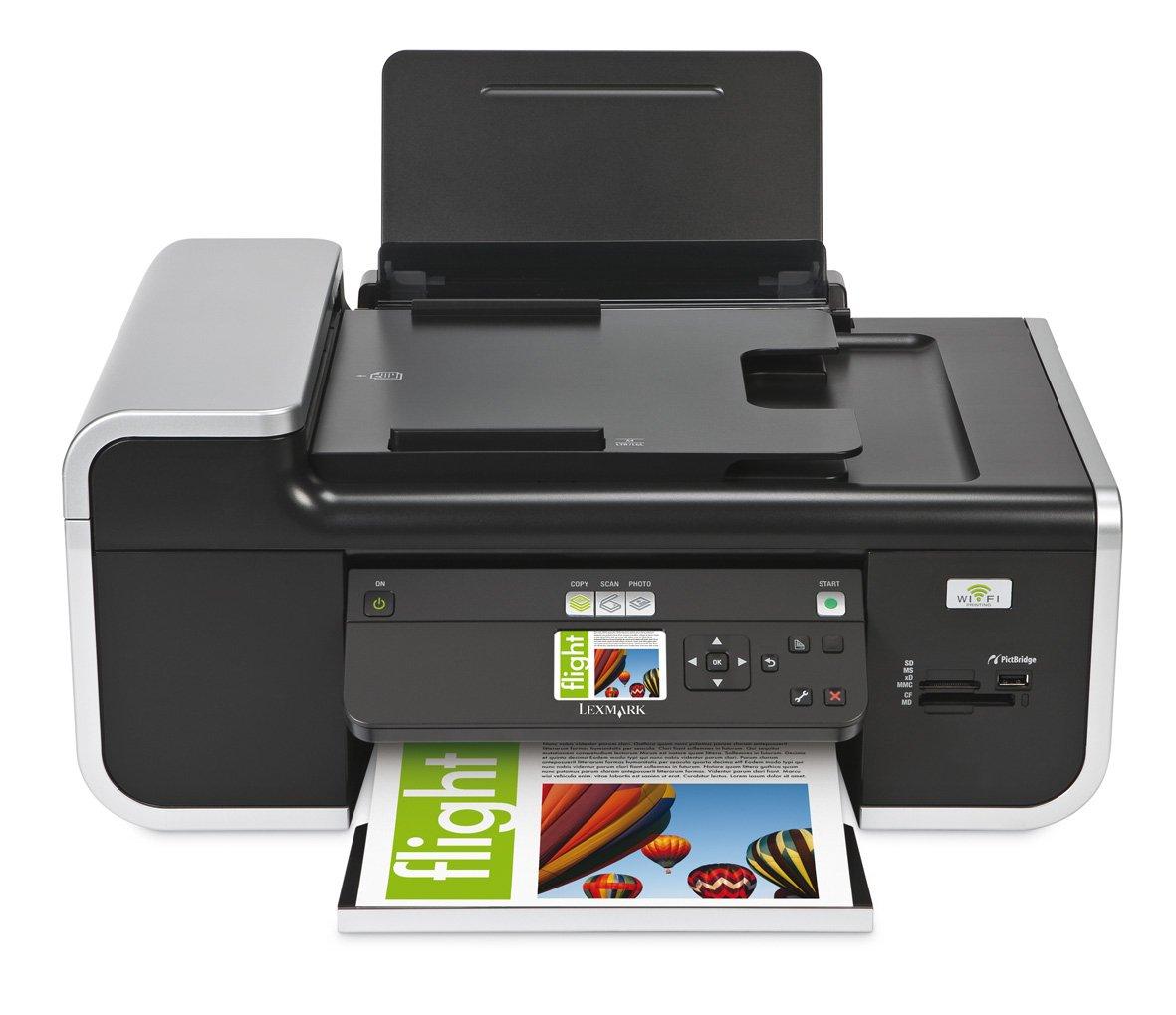 Lexmark X4950 - Impresora multifunción de Tinta Color (30 ppm, A4 ...