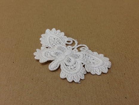 Amazon craftbuddyus cream vintage lace motifs applique