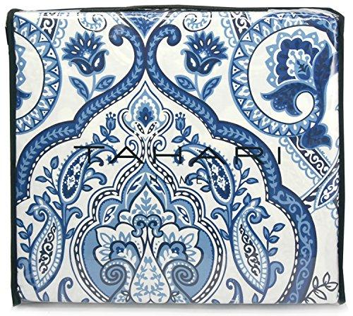 Tahari Home Boho Medallion Print Luxury Duvet Quilt