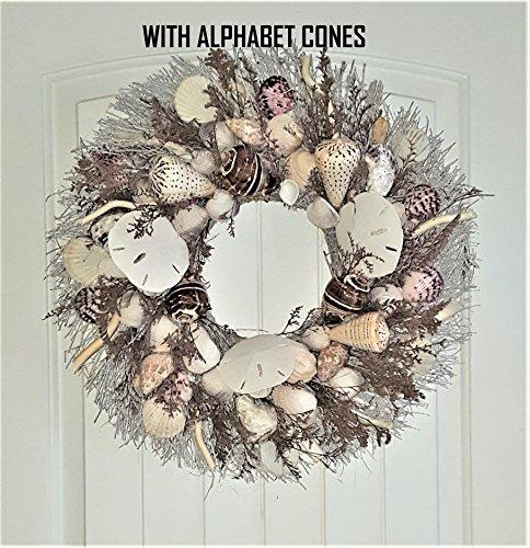 Alphabet Wreath - 21