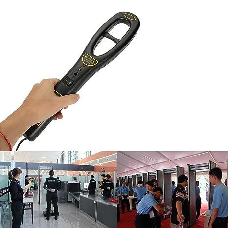 Banana cielo detectores de metal profesional Handheld Seguridad Bounty escáner de alta sensibilidad gc-101h instrumento localizador: Amazon.es: Bricolaje y ...