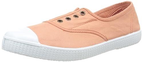 Inglesa Elastico Tenido Punt, Womens Low-Top Sneakers Victoria