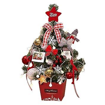 Twocc-Navidad, Bricolaje Árbol de Navidad Artificial Navidad ...