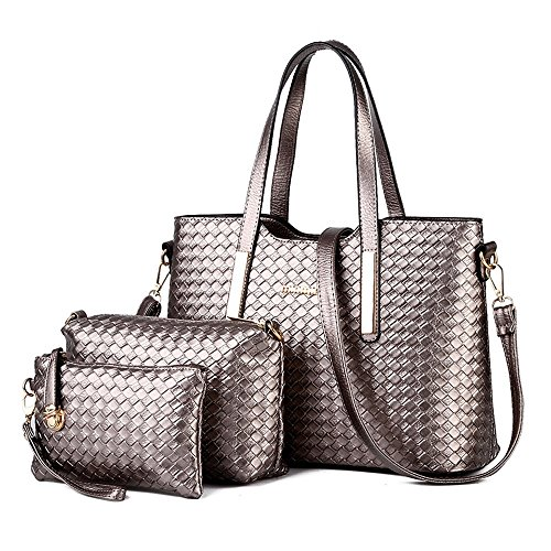 Jcgirls Gray For Woman Bag Shoulder rr7TqZx