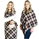 breastfeeding nursing cover scarf rayon spandex jersey knit super soft stretchy. Black Bedroom Furniture Sets. Home Design Ideas