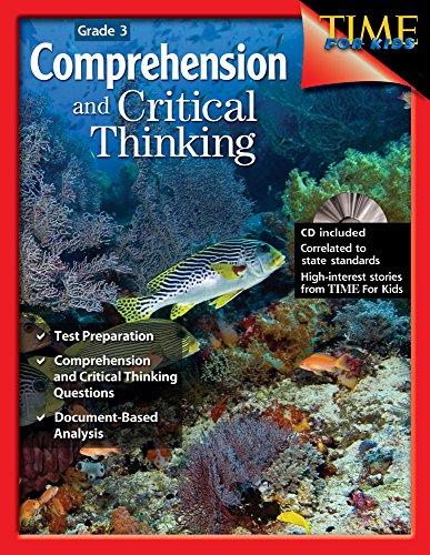 Nonfiction Comprehension Test (Comprehension and Critical Thinking Grade 3 (Comprehension & Critical Thinking))